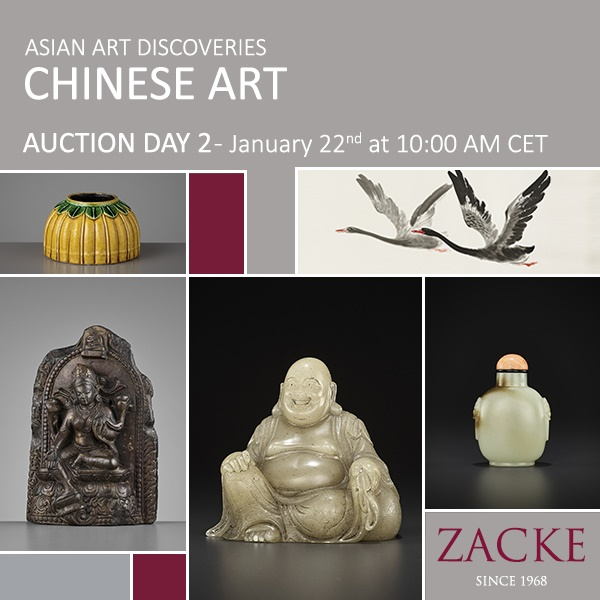 Asian Art Discoveries Day 2 - Chinese Art