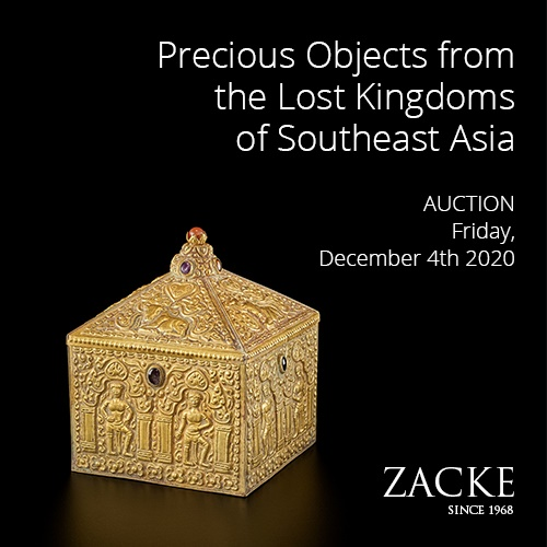 Precious Objects from the Lost Kingdoms of Southeast Asia