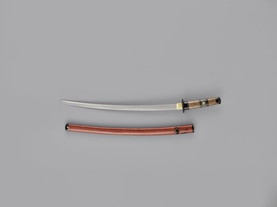 Lot 52 - A CHILDREN KATANA IN KOSHIRAE