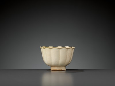 Lot 146 - A LOBED CIZHOU 'JULUXIAN' WASHER, NORTHERN SONG DYNASTY
