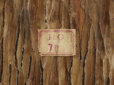 Lot 189 - A RARE MUROMACHI TO EDO PERIOD POLYCHROME WOOD GROUP WITH SHOKI AND ONI