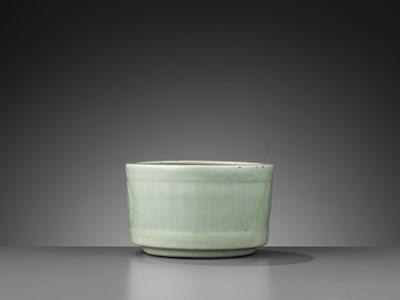 Lot 188 - A LONGQUAN CELADON CENSER, MING DYNASTY