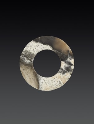 A JADE RING, QIJIA